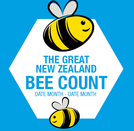 NZ Gardener: The Great Kiwi Bee Count