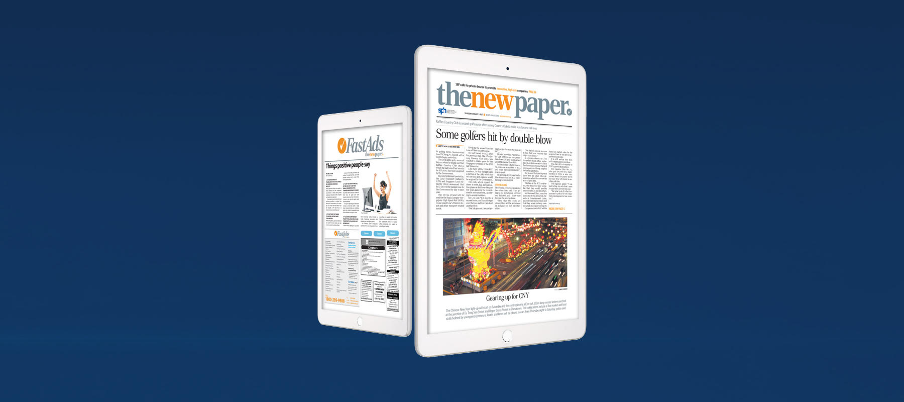 The Animated and Interactive New Paper