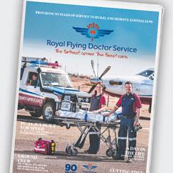 Royal Flying Doctor Service 90th Birthday