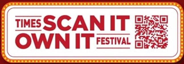 Times Scan It Own It Festival