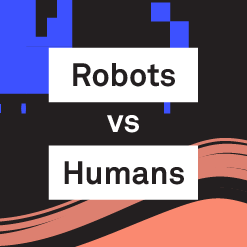 Robots vs Humans (Ads24 Food For Thought)