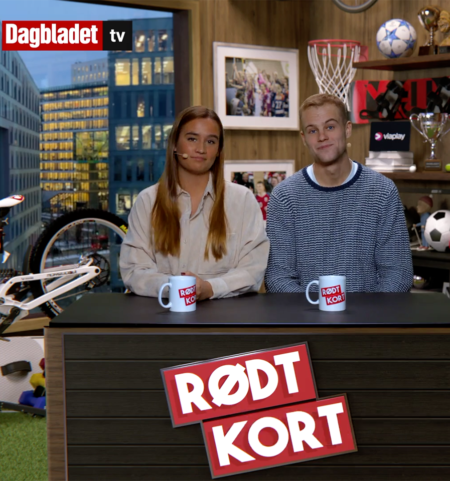 Red Card / Rødt kort
