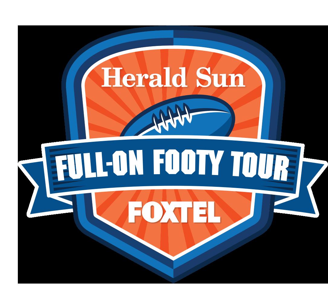 Herald Sun Foxtel Full-On Footy Tour