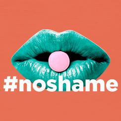 #noshame