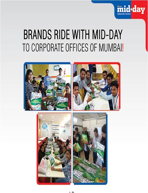 Brands Make Inroads To The Corporate World With mid-day!