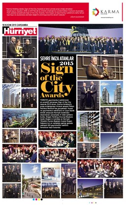 SOTC (Sign Of The City Awards)