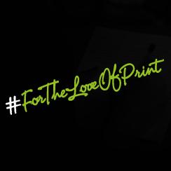 The Hindu. #ForTheLoveofPrint