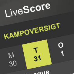 Ekstra Bladet livescore app - the place for football-lovers