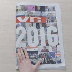 Happy New(s) Year 2016