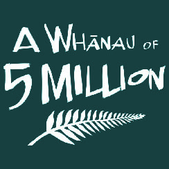 A Whanau of 5 Million