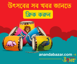 Ananda Utsav 2017 - Annual brand awareness campaign for the largest Bengali festive event