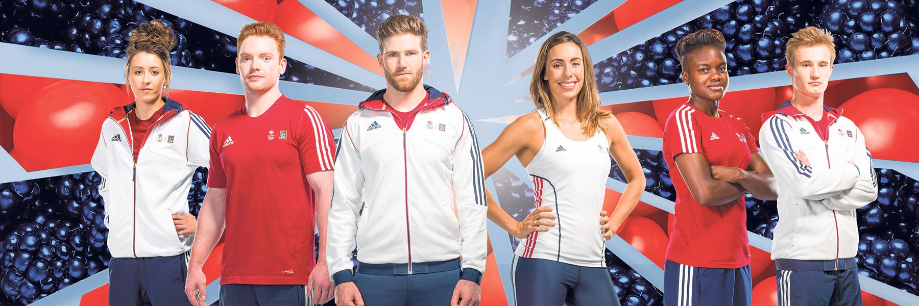 Aldi & Olympics Team GB - Grow Your Champion
