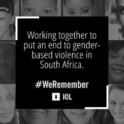 #WeRemember Women's Month 2018