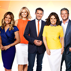 News Corp Australia: Today Show Guest Edit