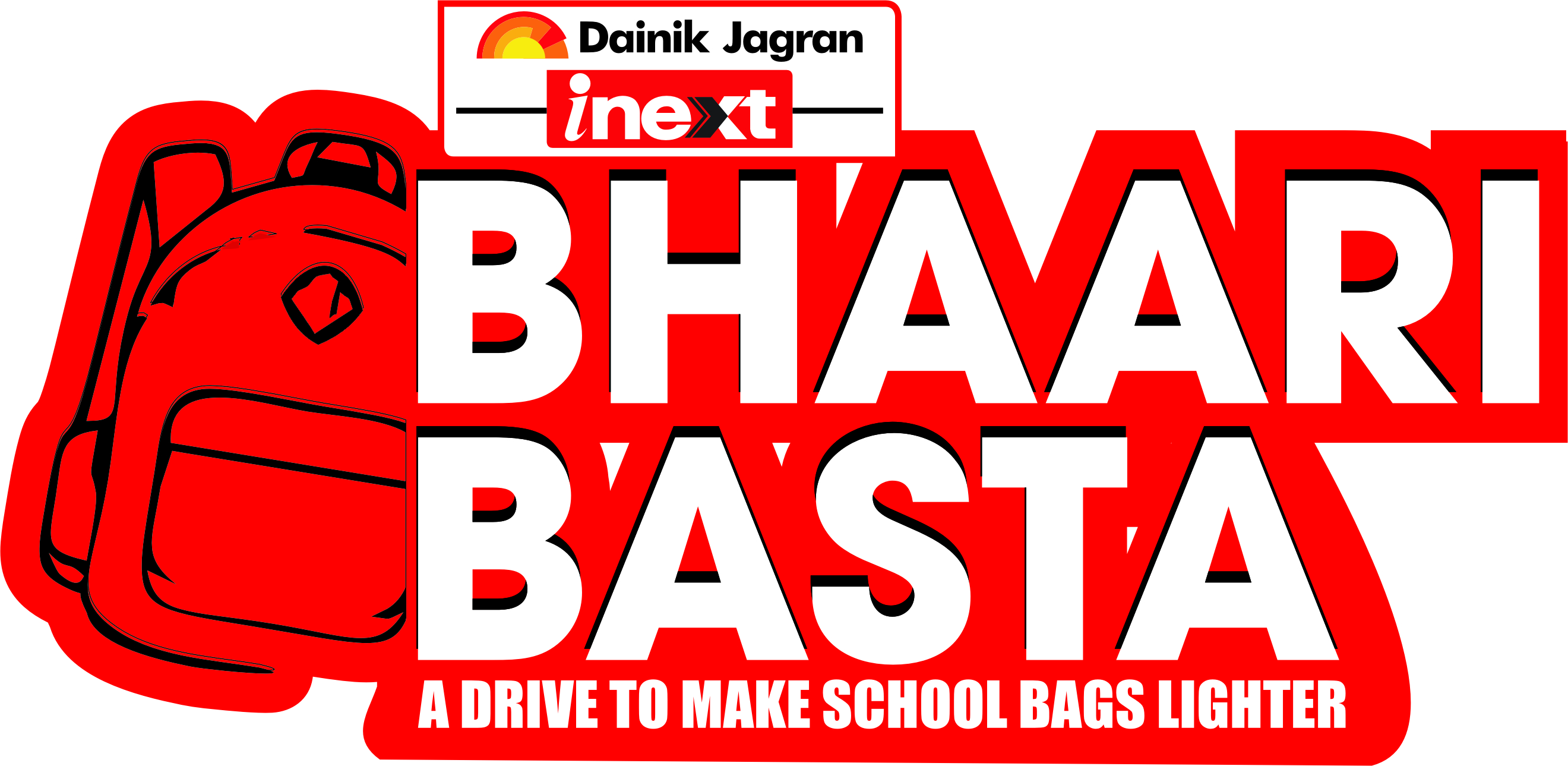 Bhari Basta - A Drive to Make School Bags Lighter