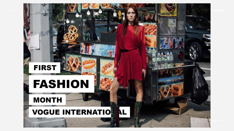 Vogue International on Instagram Stories