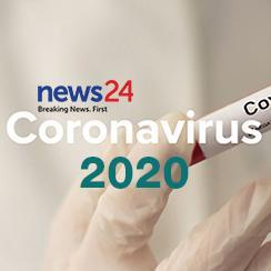 News24 coronavirus hub