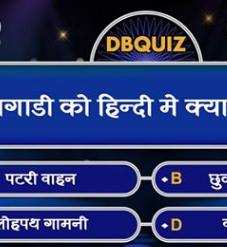 DB Quiz