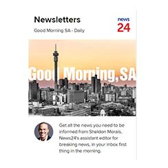 Newsletter Good Morning, South Africa