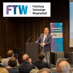 FTW (Research, Technology and Science) – Symposium of the Future