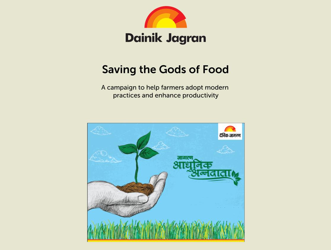 Saving the Gods of Food