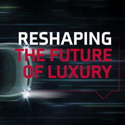 Audi - Reshaping the future of luxury