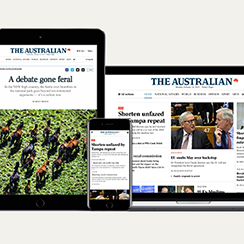 Project Broadsheet: The Australian