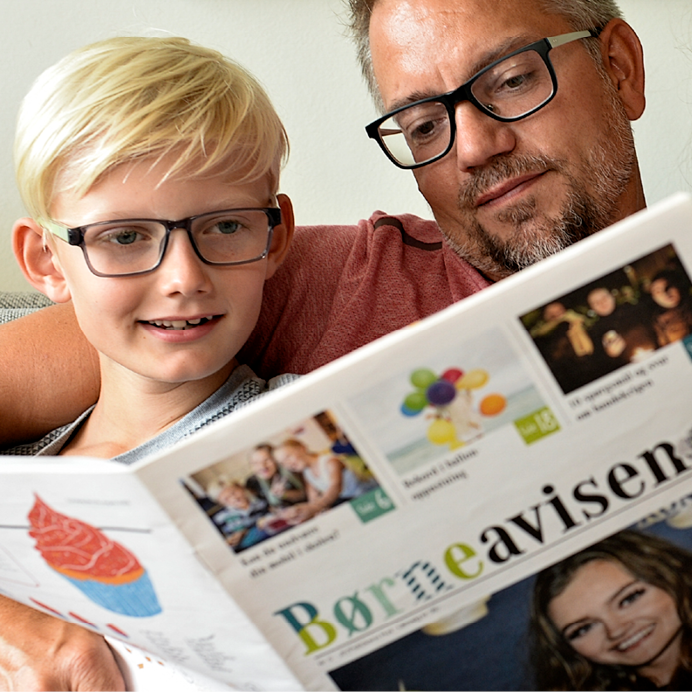 Børneavisen - The children very own newspaper