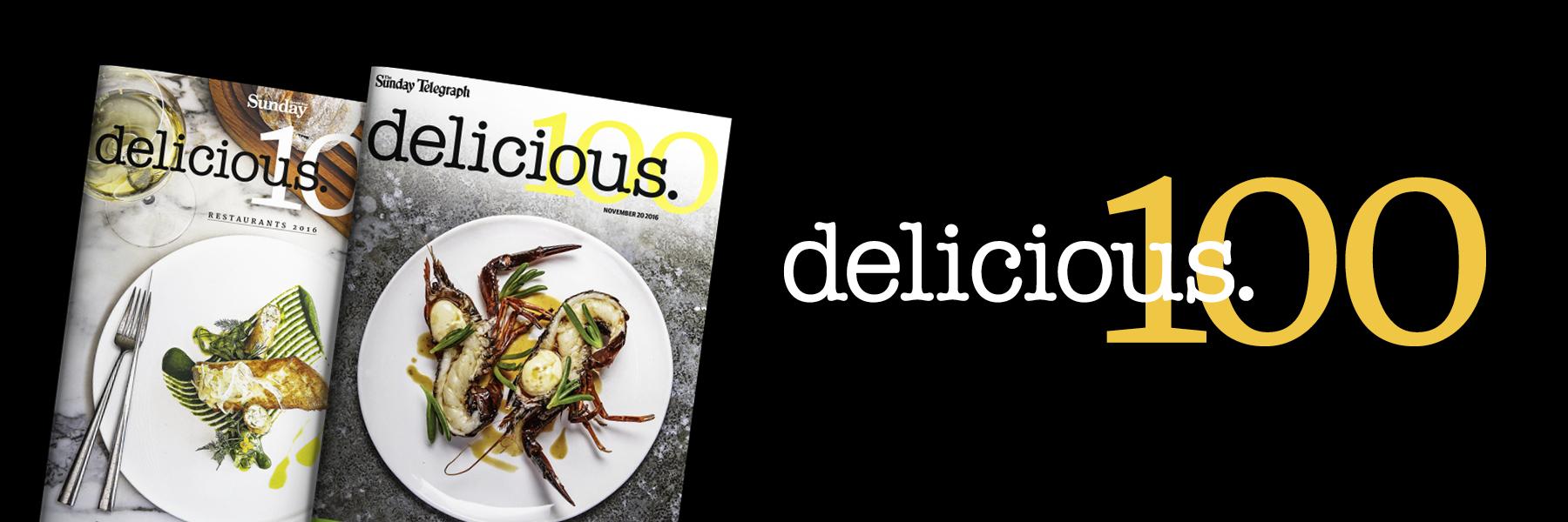 delicious.100 - creating tasty new revenue streams
