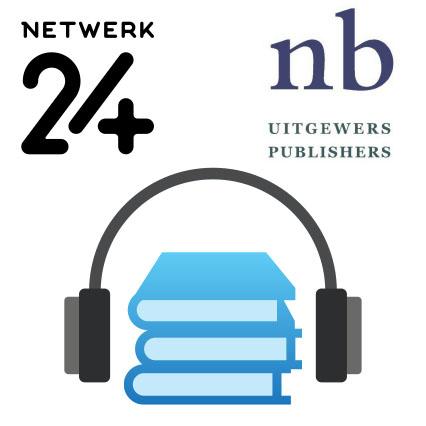 Netwerk24 Audio - Exclusive audio content in Afrikaans: audiobooks and audio theatre