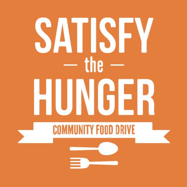 Satisfy the Hunger Community Food Drive