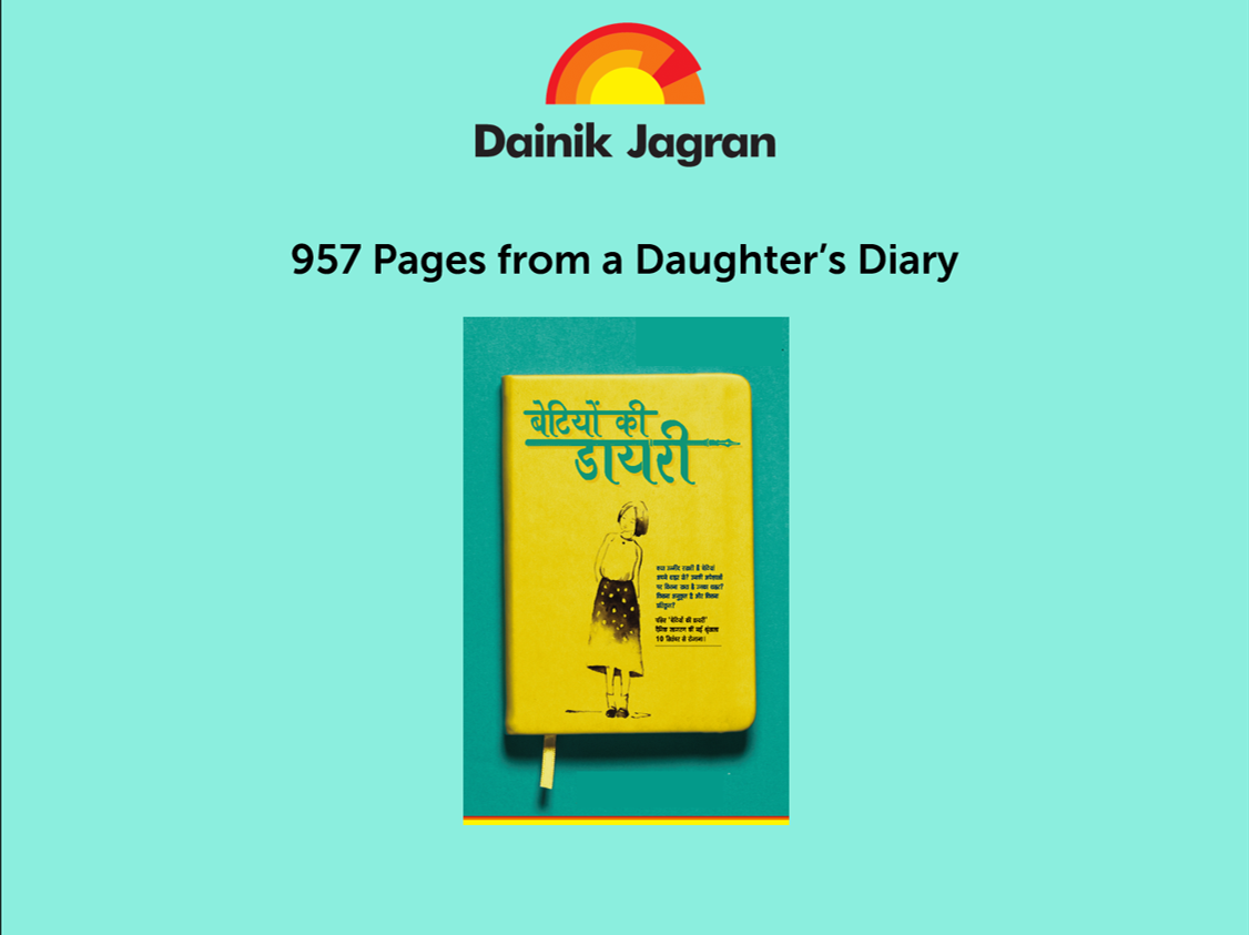 957 Pages from a Daughter's Diary