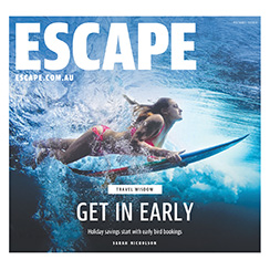 News Corp - Travel Tuesday -  Escape Everyday Series
