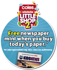 Kids News Mini Newspaper