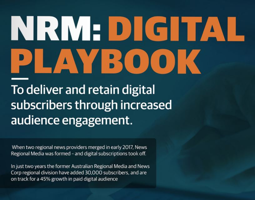 A digital playbook for every newsroom