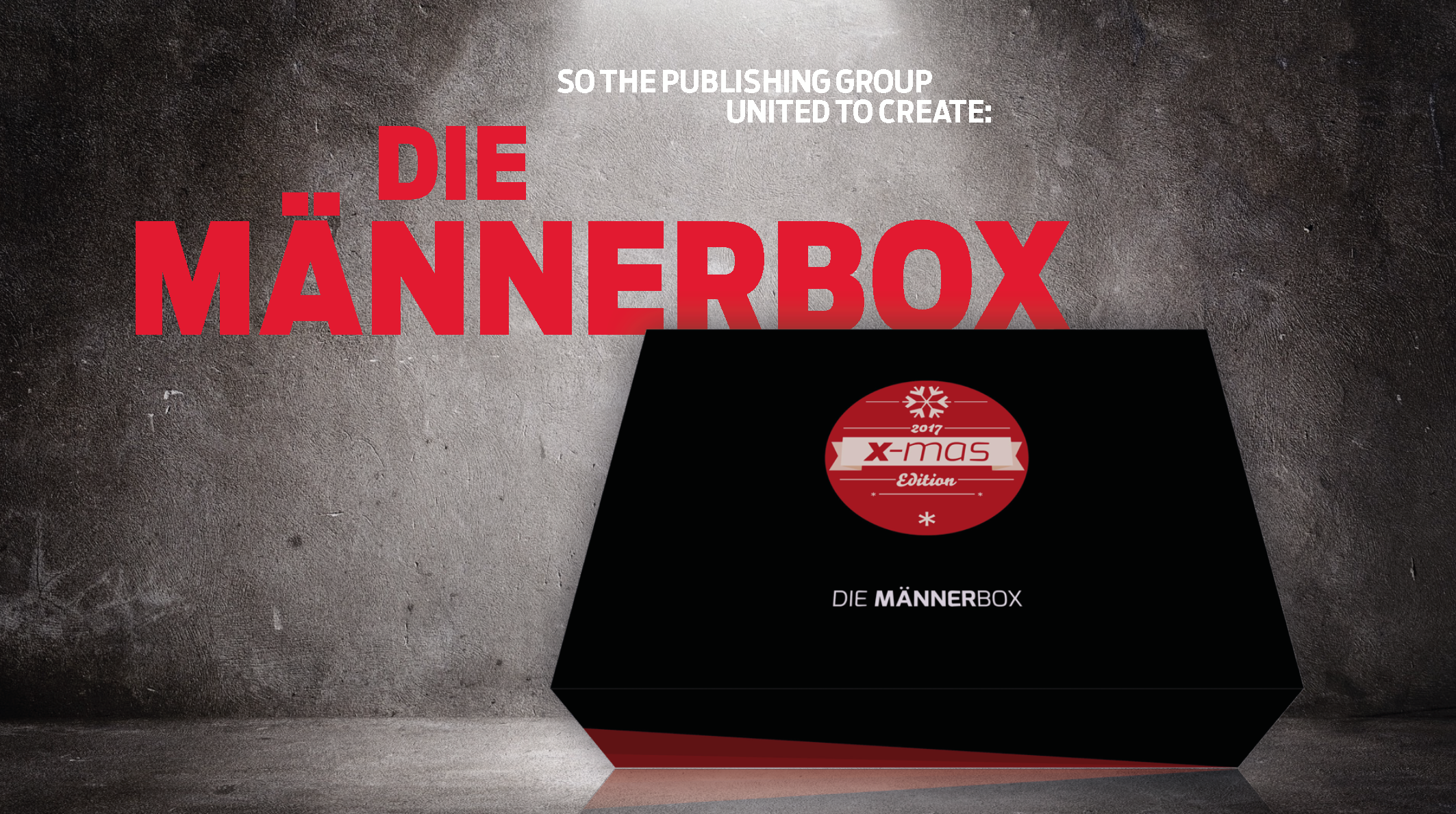 The MÄNNERbox