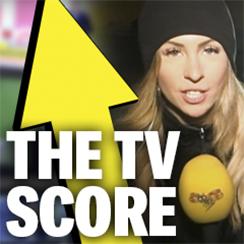 The TV score