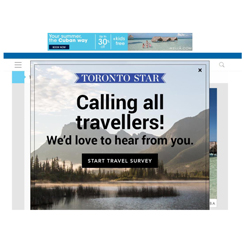 Rockies By Rail – Digital Content Research Campaign