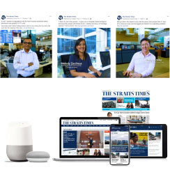 The Straits Times: Your reliable companion in a fast-paced world