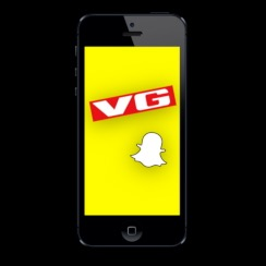 VG on Snapchat Discover - digital engagement