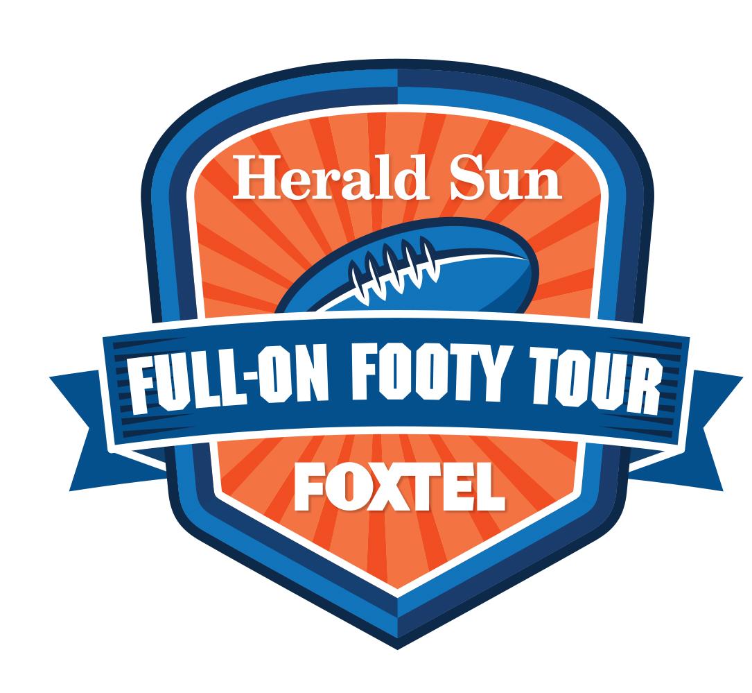 Herald Sun Full-On Footy Tour 2017