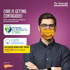 The Telegraph Connect To Care