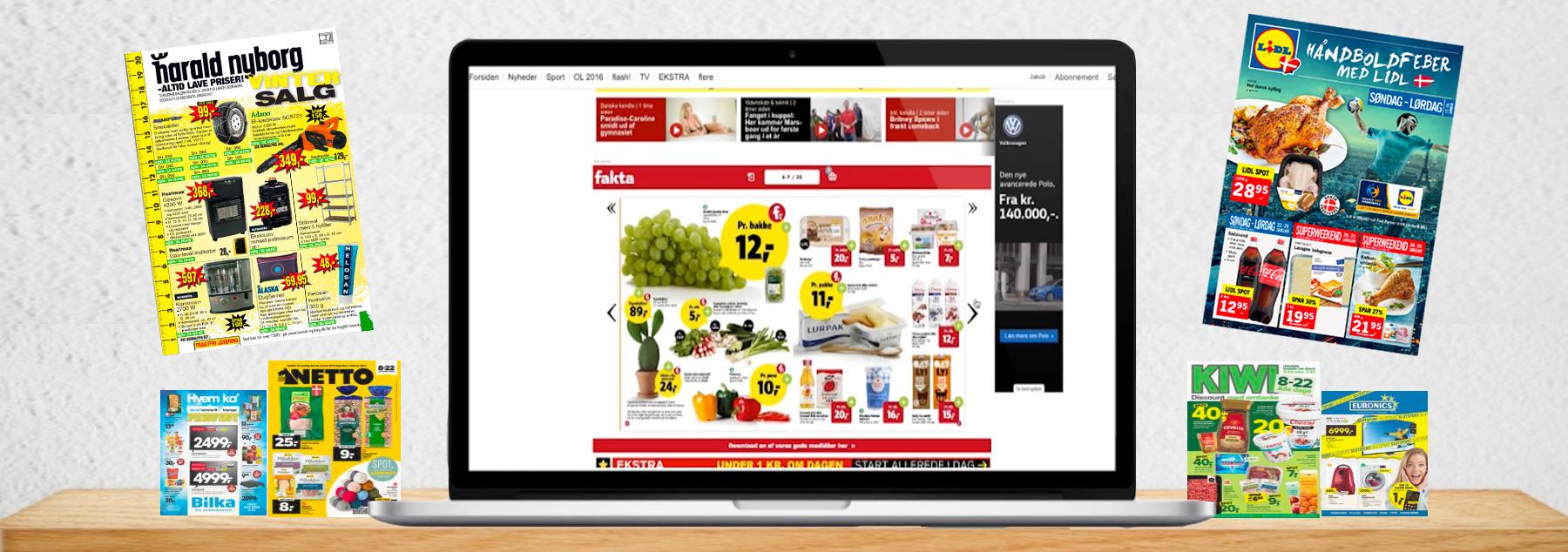 Digitalization of the Unaddressed Shopping Catalogue