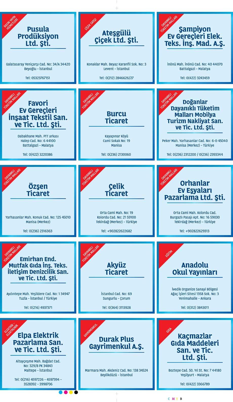 YAPI KREDİ / SME PROJECT / ECONOMY ENHANCERS
