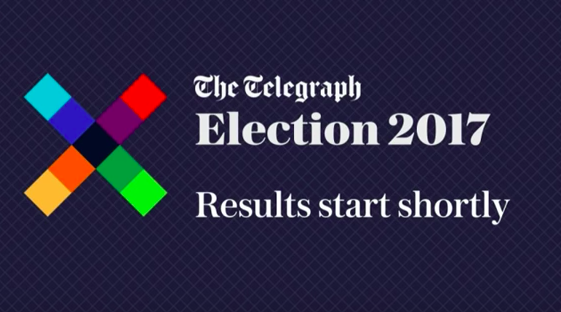 The Telegraph's Live Video coverage of the 2017 General Election