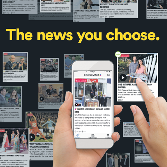 NewsCorp Australia - Project App Only