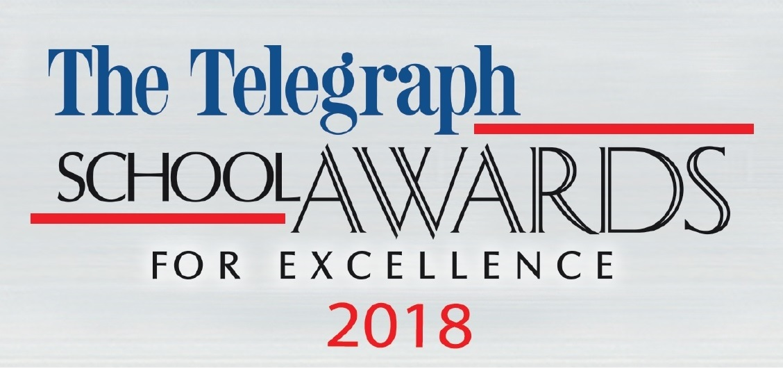 THE TELEGRAPH SCHOOL AWARDS FOR EXCELLENCE 2018