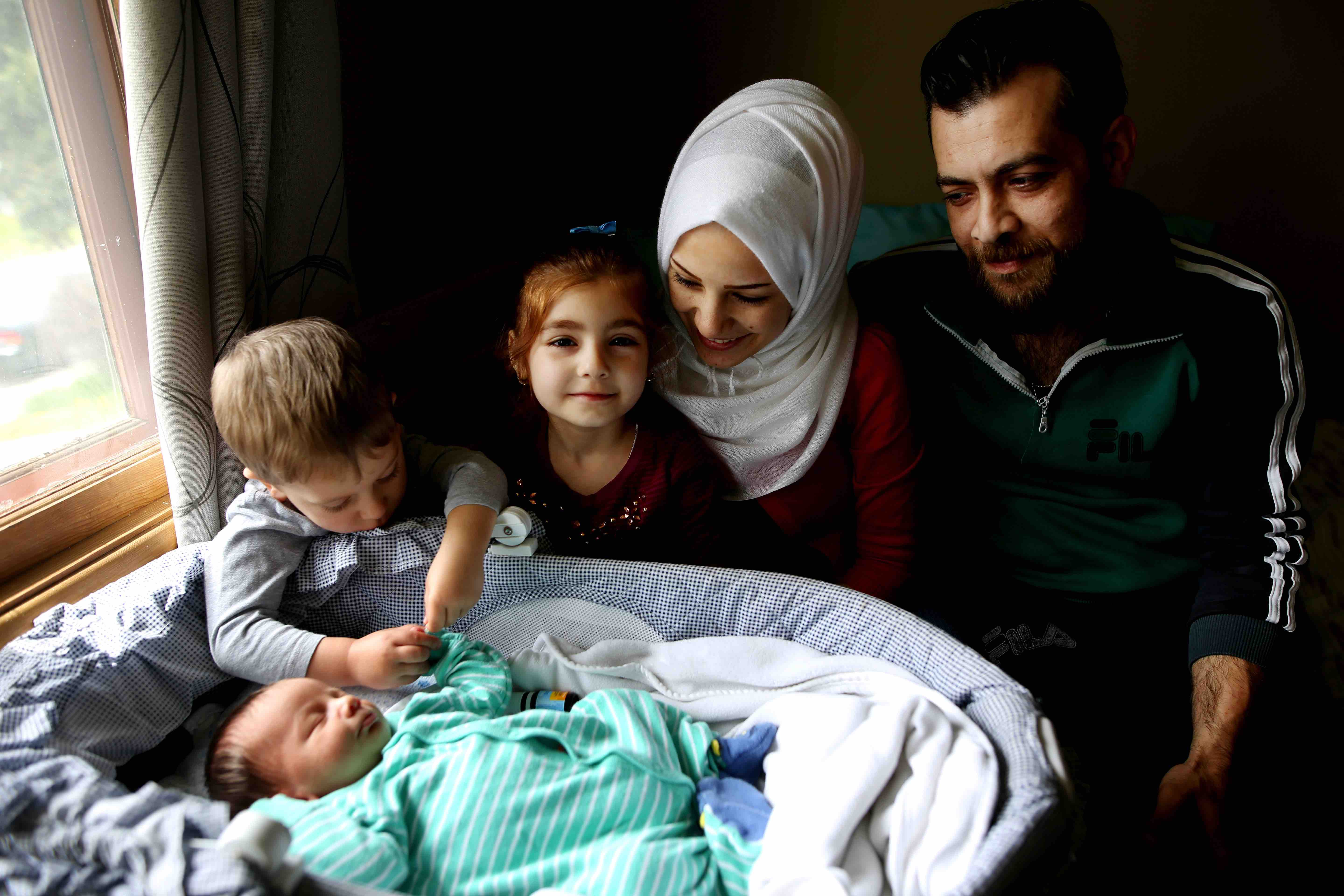 Syrian Refugees: A New Home, A New Life