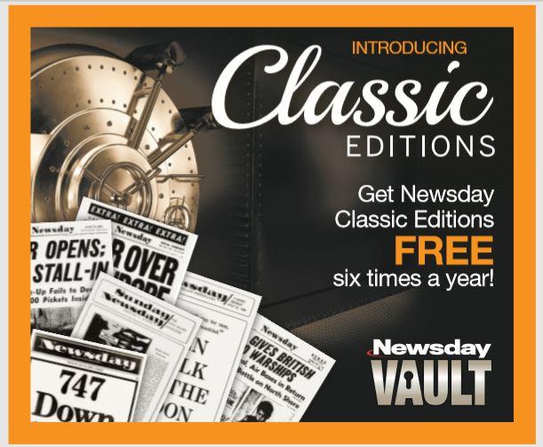 The Newsday Vault