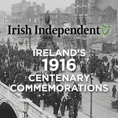 Irish Independent 1916 Centenary Coverage